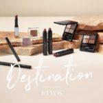 ETVOS 2019年 秋冬コレクション 限定のリップとアイシャドウは絶対買う